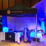 Préparation Créations glacées Cryo moléculaires pour le comité de Direction du Club Med