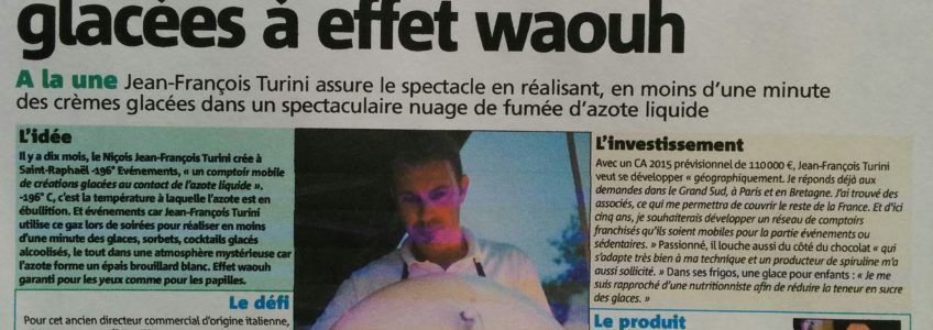 Article Nice matin