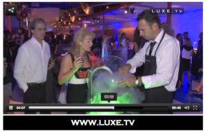 LUXE TV cuisine moleculaire