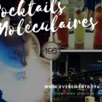 Cocktail moléculaire entreprise Nantes, Rennes