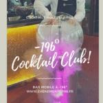 Bar moléculaire contre Cocktail classique