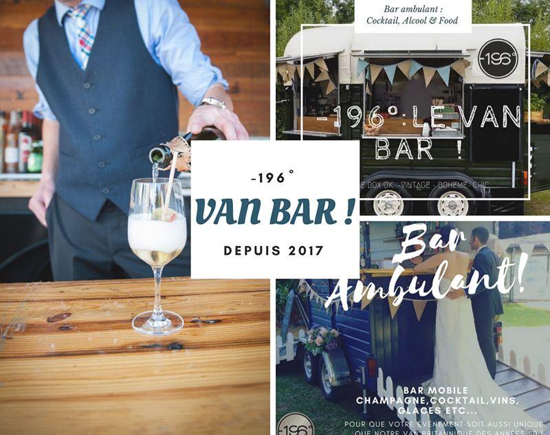 Bar ambulant Wine bar
