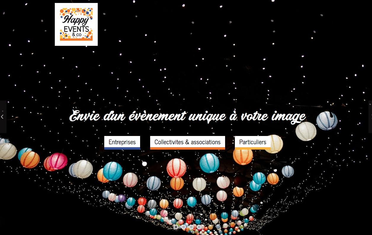 Happy Events & Co, organisateur d'evenements Morbihan